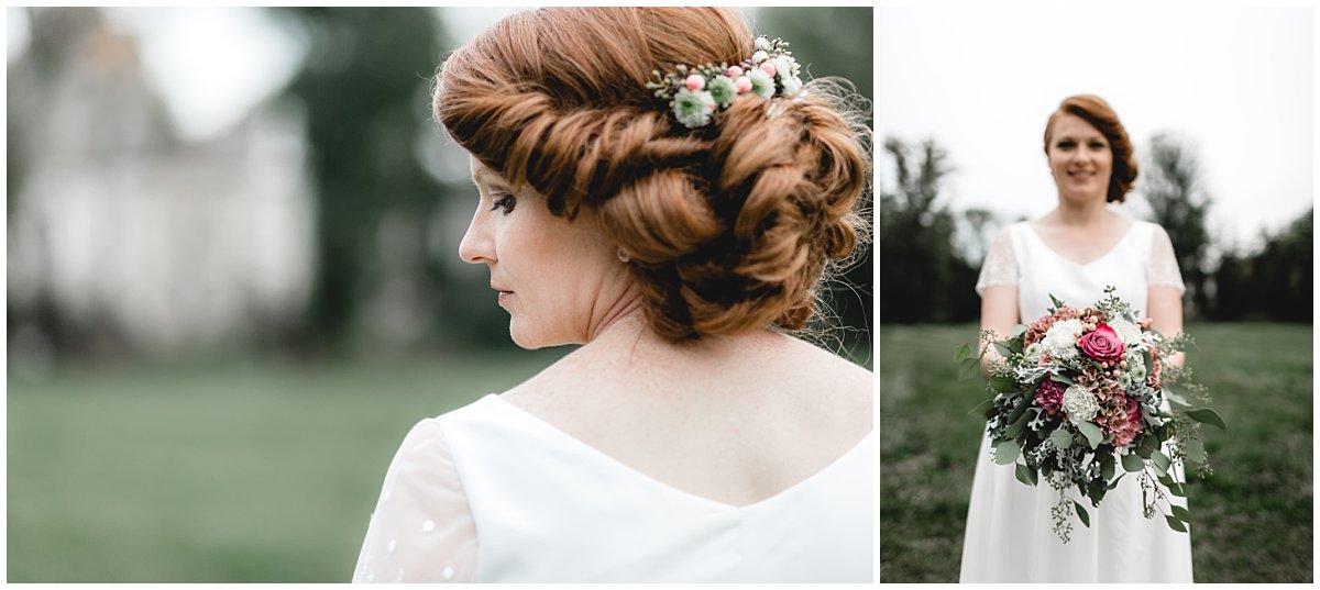 Schlosspark Pottendorf Bride